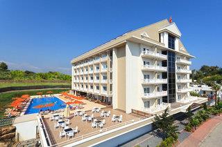 Hotel Justiniano Theodora Resort - Türkei - Side & Alanya