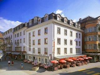 Hotel Weisses Kreuz Interlaken - Schweiz - Bern & Berner Oberland