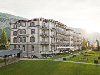 Waldhaus Flims Resort & Spa - Grand Hotel Waldhaus - Schweiz - Graubünden