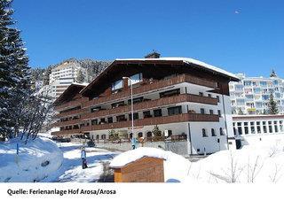 Hotel Ferienanlage Hof Arosa - Schweiz - Graubünden