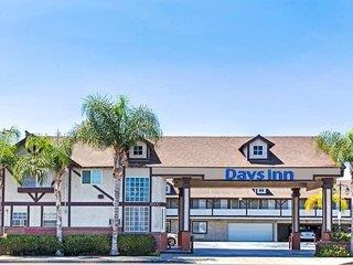 Hotel Days Inn City Center Long Beach - USA - Kalifornien
