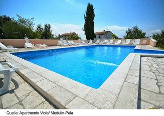Hotel Appartements Viola - Kroatien - Kroatien: Istrien