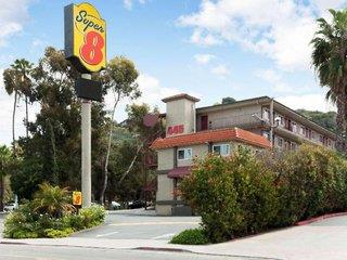 Super 8 by Wyndham San Diego Hotel Circle - USA - Kalifornien