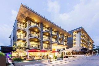 Hotel The Charm Resort Phuket - Thailand - Thailand: Insel Phuket