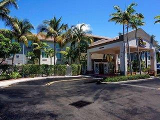 Hotel Sleep Inn & Suites Fort Lauderdale Airport - USA - Florida Ostküste