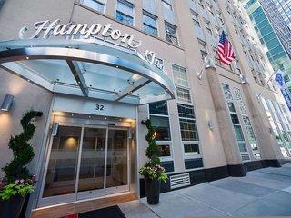 Hotel Hampton Inn Manhattan/Downtown-Financial D. - USA - New York