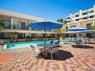Hotel Days Inn Hollywood Near Universal Studio - USA - Kalifornien