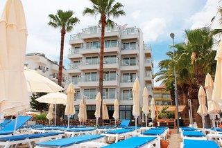 Hotel Begonville Beach - Türkei - Marmaris & Icmeler & Datca