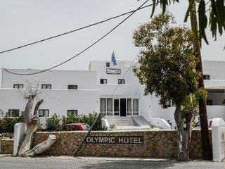 Hotel Olympic - Griechenland - Santorin