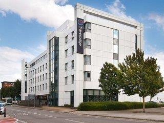 Hotel Travelodge Cardiff Atlantic Wharf - Großbritannien & Nordirland - Wales