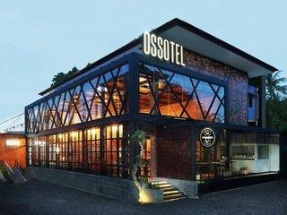 Hotel Ossotel Legian - Indonesien - Indonesien: Bali
