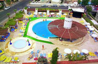 Munamar Beach Hotel & Residence - Türkei - Marmaris & Icmeler & Datca