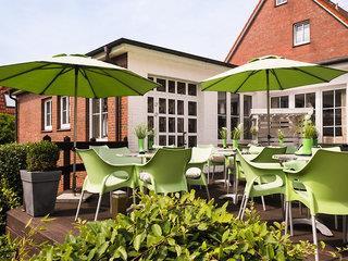 Retro Design Hotel - Insel Langeoog - Deutschland
