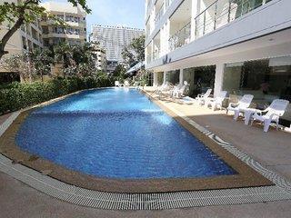 Hotel GLOW Jomtien Beach Chayapruek - Thailand - Thailand: Südosten (Pattaya, Jomtien)