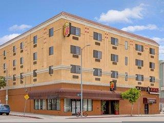 Hotel Super 8 Motel - Hollywood/L.A. Area - USA - Kalifornien