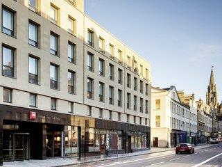 Hotel ibis Edinburgh Centre South Bridge - Edinburgh - Schottland