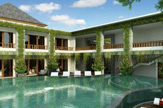 Hotel Tony's Villas & Resort - Seminyak - Indonesien