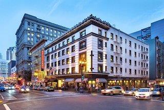 Hotel Abri - USA - Kalifornien