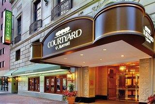 Hotel Courtyard Boston Downtown - USA - New England