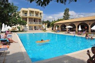 Hotel Amalia Dassia - Griechenland - Korfu & Paxi