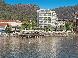 Hotel Emre Beach - Türkei - Marmaris & Icmeler & Datca