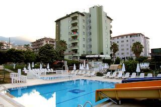 Hotel Greenpark Alanya - Türkei - Side & Alanya