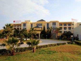Hotel Ramada Plaza Tunis ehemals Corinthia Khamsa - Tunesien - Tunesien - Norden