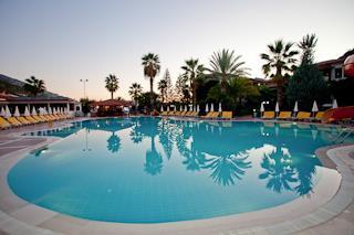 Hotel Alize - Türkei - Dalyan - Dalaman - Fethiye - Ölüdeniz - Kas