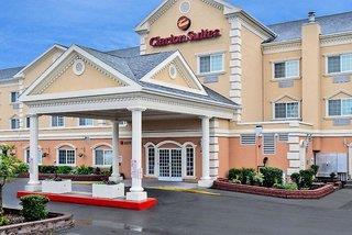 Hotel Clarion Suites Downtown - USA - Alaska