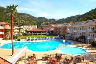 Hotel Turquoise - Türkei - Dalyan - Dalaman - Fethiye - Ölüdeniz - Kas