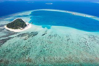 Hotel Angsana Resort & Spa Maldives Velavaru - Malediven - Malediven