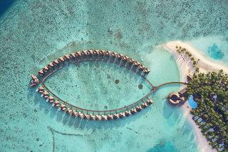 Hotel Vilu Reef Beach & Spa Resort - Malediven - Malediven