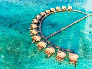 Hotel Komandoo Island Resort & Spa - Malediven - Malediven