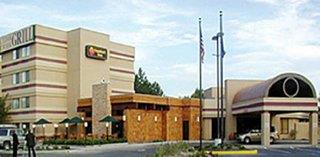 Hotel Quality Inn Airport Salt Lake City