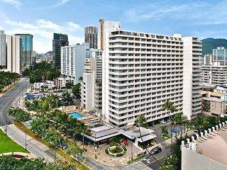 Hotel Ambassador Waikiki - USA - Hawaii - Insel Oahu