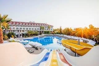Hotel Greenwood Resort - Göynük - Türkei