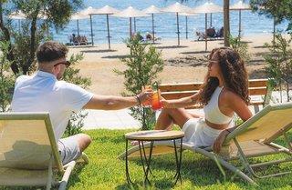 Hotel Possidona Beach - Gerakini - Griechenland