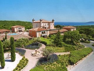 Hotel Chateau de La Messardiere - Frankreich - Côte d'Azur