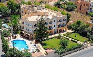Hotel Karteros - Amnissos - Griechenland