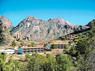 Hotel Chisos Mountain Lodge