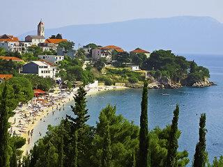 Hotel Laguna - Gradac - Kroatien