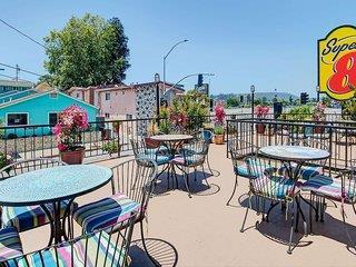 Hotel Super 8 Santa Cruz/Beach Boardwalk East - USA - Kalifornien