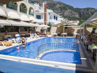 Özcan Hotel - Türkei - Marmaris & Icmeler & Datca