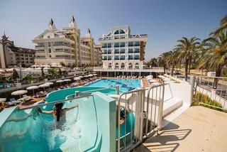 Hotel Palm World Resort & Spa - Manavgat Strand (Side) - Türkei