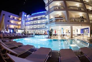 Sensity Chillout Hotel Triton Beach - Erwachsenenhotel - Spanien - Mallorca