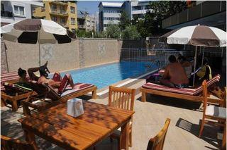 Hotel Monte Carlo Park - Türkei - Side & Alanya