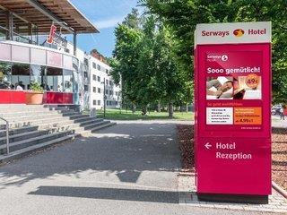 Serways Hotel Bruchsal West - Deutschland - Baden-Württemberg