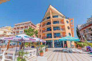 Hotel Evridika Nessebar - Bulgarien - Bulgarien: Sonnenstrand / Burgas / Nessebar