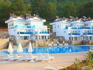 Hotel Orka Royal Hills Appartement - Türkei - Dalyan - Dalaman - Fethiye - Ölüdeniz - Kas