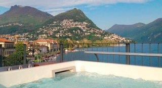 Hotel Walter Au Lac Lugano - Schweiz - Tessin